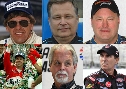 Bliss, Keough, Mears, Pettit, Pitts, Sneva elected to West Coast Stock Car Hall of Fame