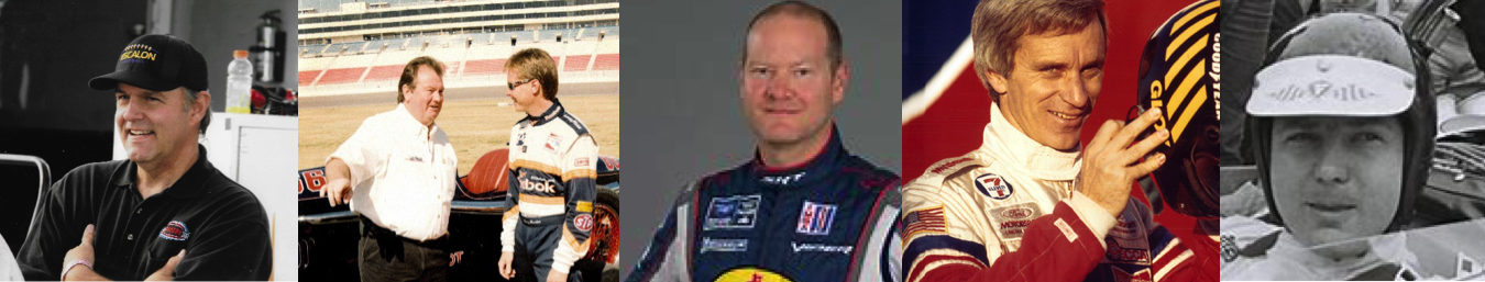 Byrd, Clyne, Gloy, Kendall, Snider elected to West Coast Stock Car/Motorsports Hall of Fame