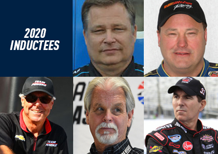 Bliss, Keough, Mears, Pettit, Pitts, elected to West Coast Stock Car Hall of Fame